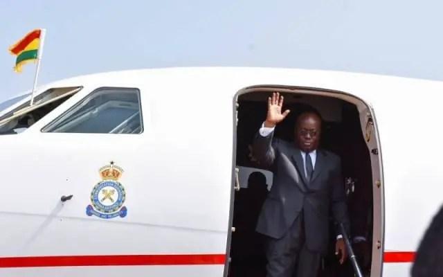 Nana Jets off to Ivory Coast, France