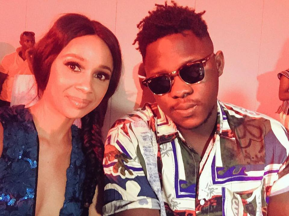 See Derby and Medikal's PICTURE that will expose your BAD MIND