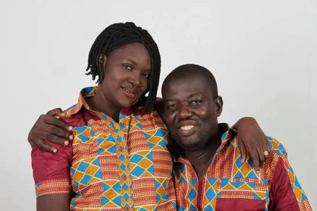 Christopher Opoku's wife celebrates him with this powerful message