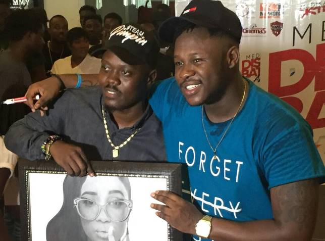 Photos: First photos from Medikal's album launch