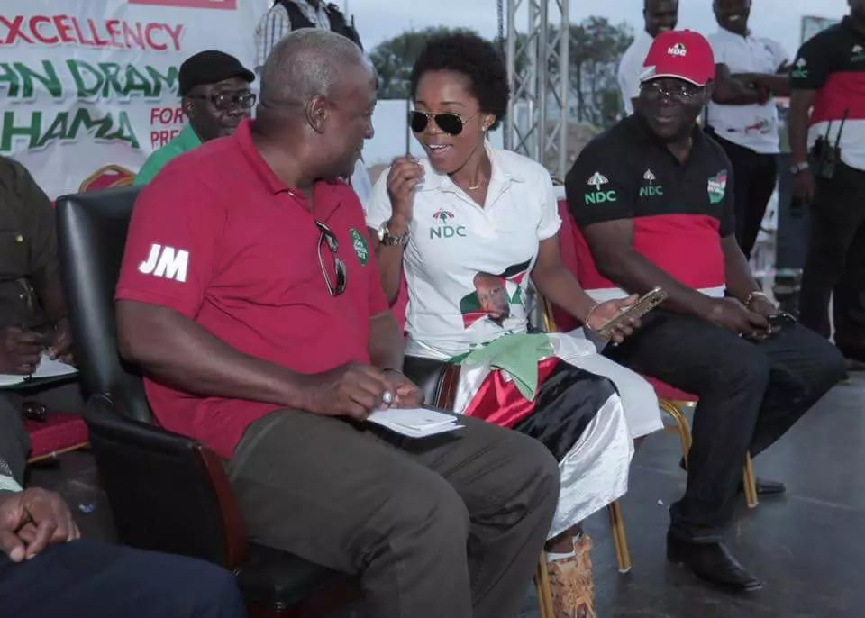 I love NDC because i grew up in James Town – Mzbel