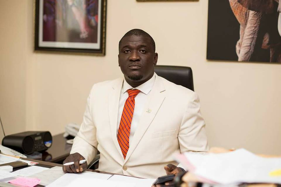I'm proud to be part of a succeeding NPP government-Karbo