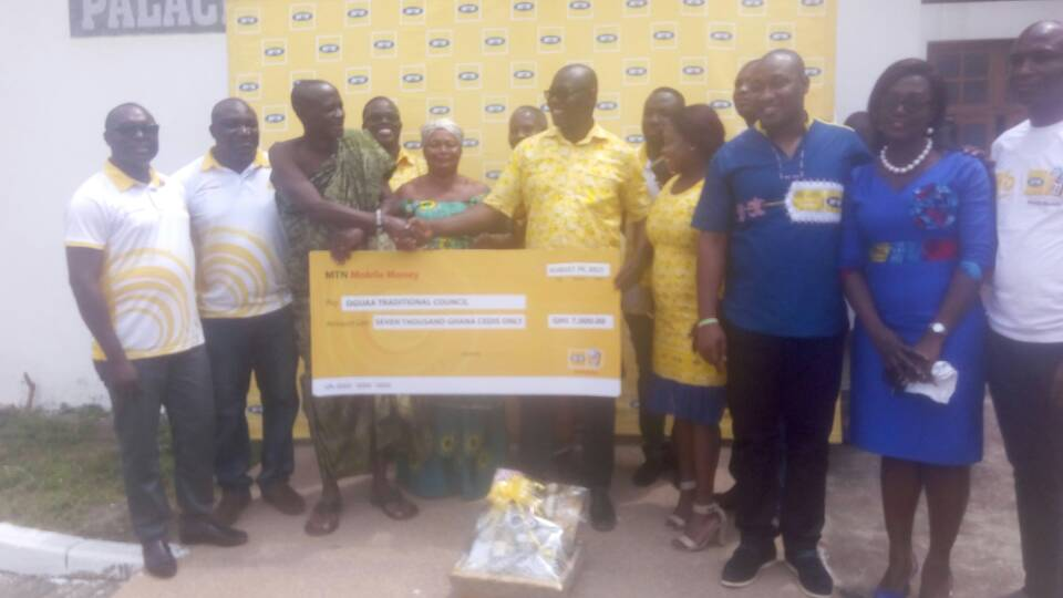GES partners MTN to address fallen standards in education