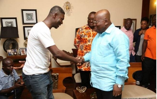 Agya Koo hails Akufo-Addo for fulfilling 1 District 1 Factory promise