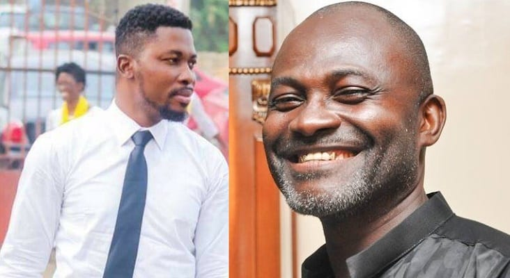 CID chases A Plus and Ken Agyepong over corruption allegations