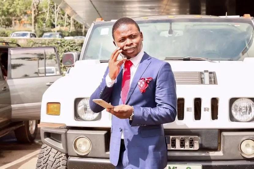 PHOTOS: Pastor flaunts fleet of luxurious cars whiles poor church members 'eat crumbs'