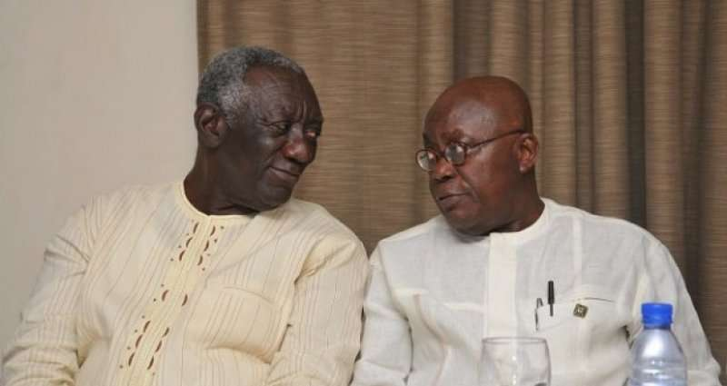 Bring the thinkers onboard for a longer stay in power-Kufuor to NPP