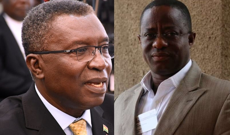 Use salaries of minister to pay for burnt excavators-Abronye DC
