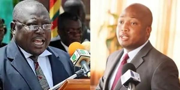 Samuel Okudzeto Ablakwa is my son; I've forgiven him – Martin Amidu