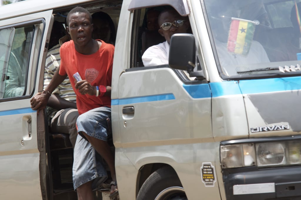 'Trotro' drivers cry to government over fuel price hikes
