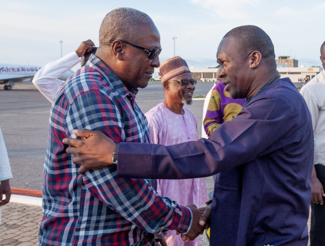 I mentored Akufo-Addo and John Mahama so I can also be President-Bagbin