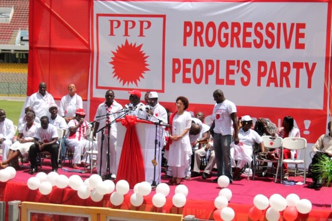 PPP's youth coordinator resigns from party; set to join NPP
