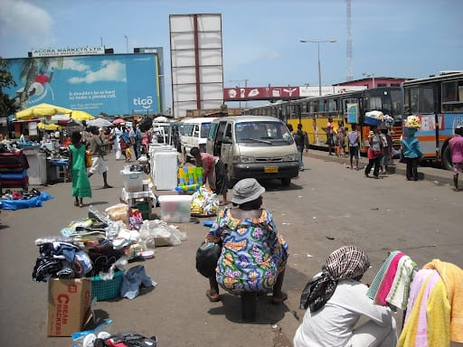 Court convicts four traders to GH¢4,440 fine for selling on the streets