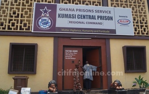 TB outbreak confirmed at  Kumasi Central Prisons