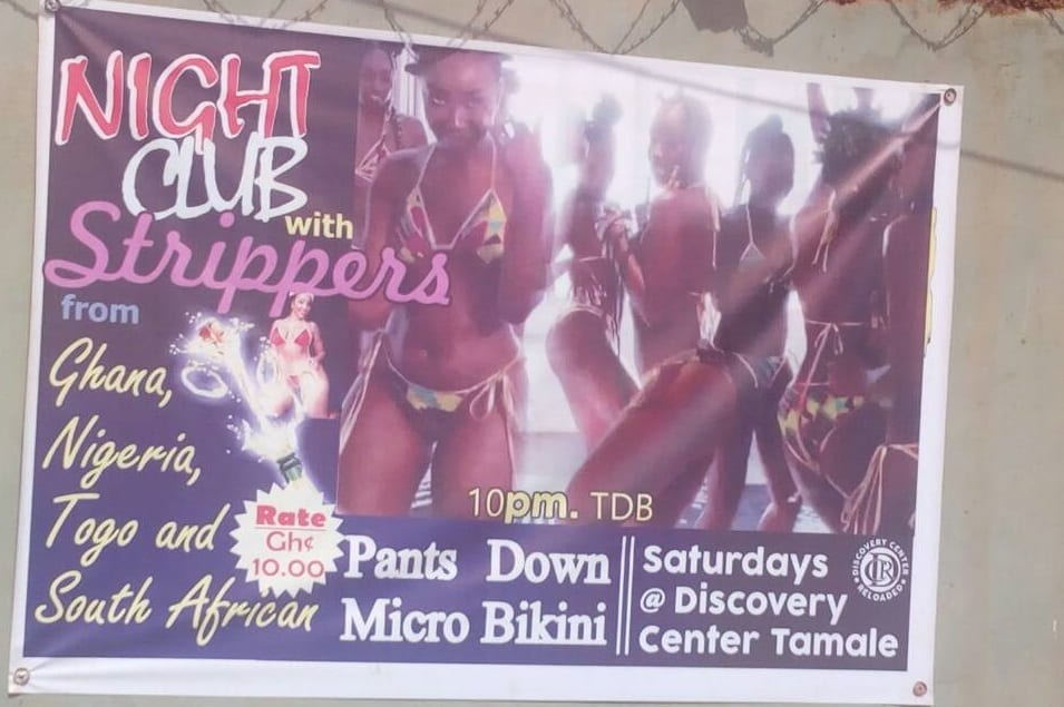 Tamale strip night club to be closed down