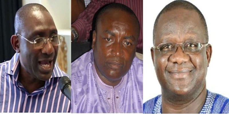 Afoko, Agyapong and Crabbe must remain suspended-Wontumi