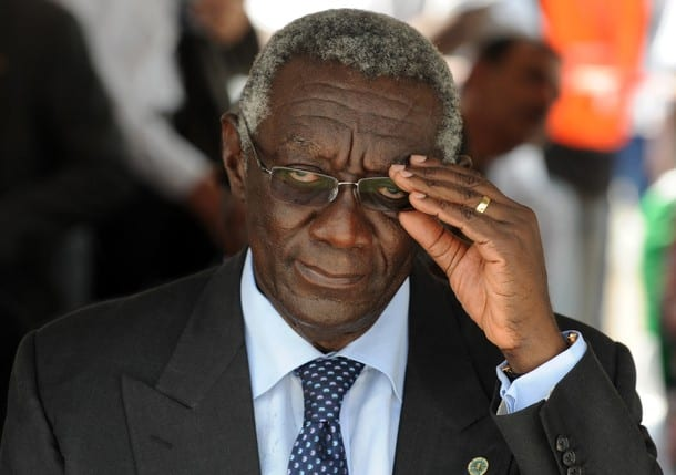 Kufuor is 79 years old today