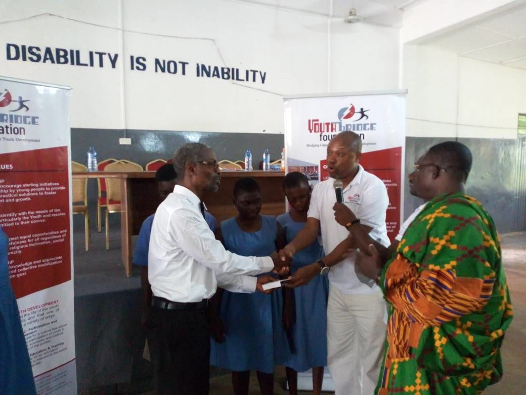 Make Citizens' Budget Accessible to Visually Impaired-NGO advocates