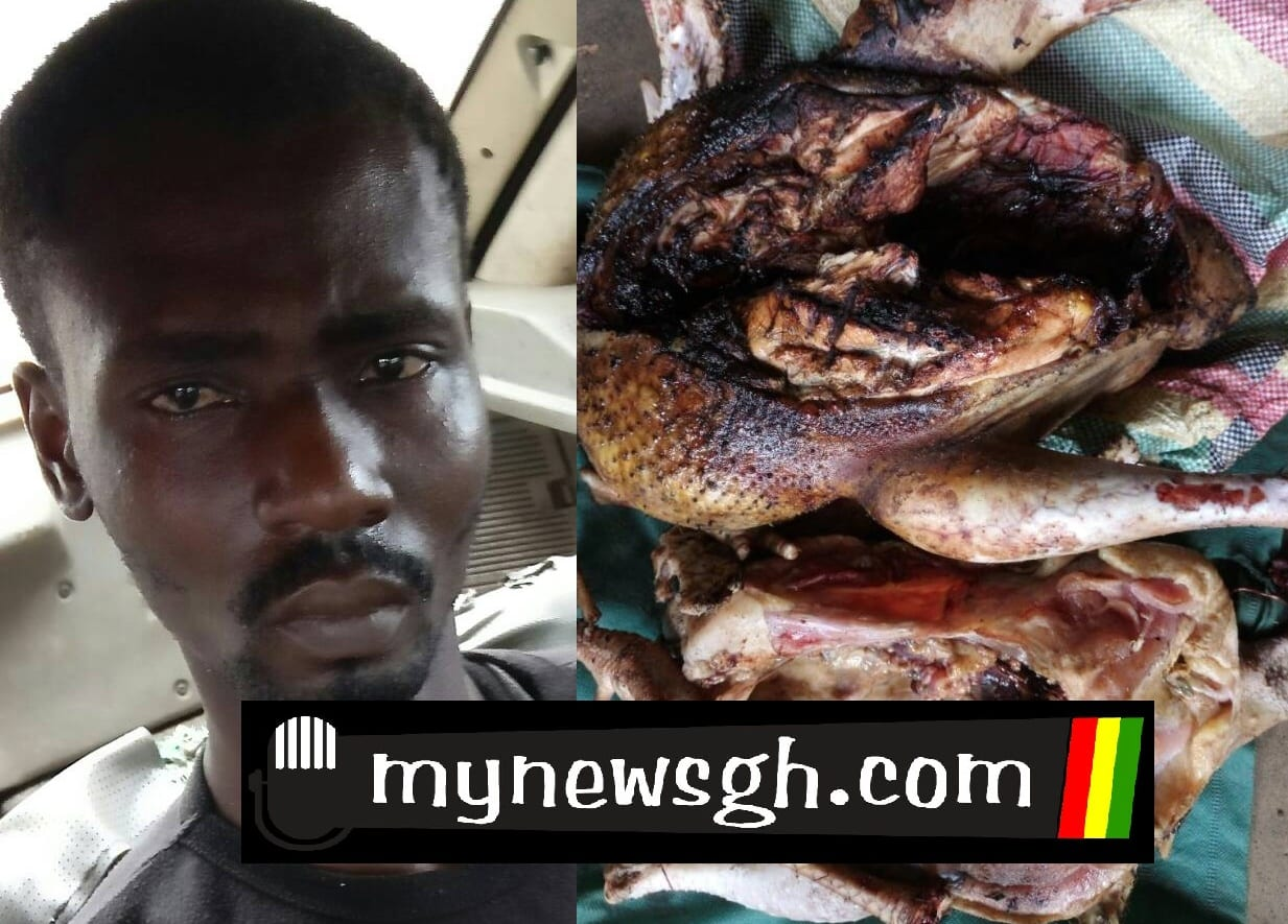 B/A: Man jailed 10 years for stealing two turkeys