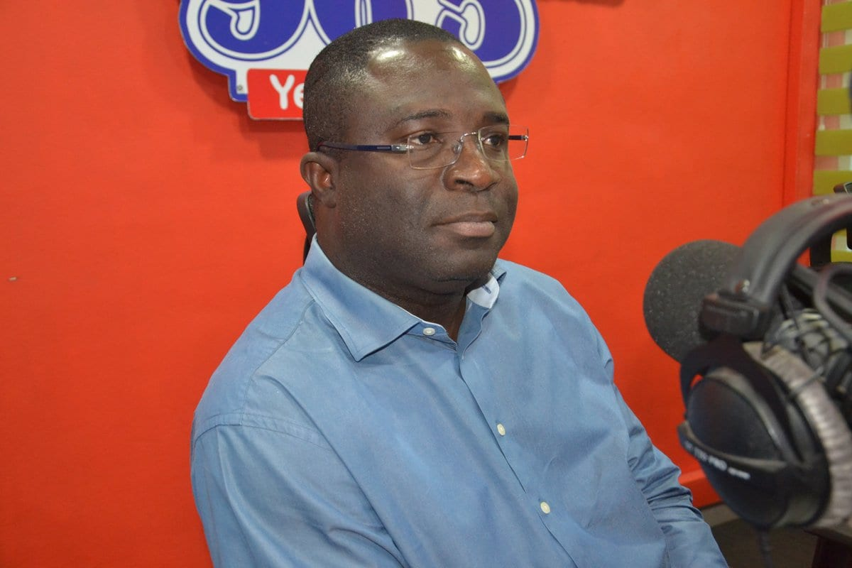NDC should never be allowed close to the national purse-Minister