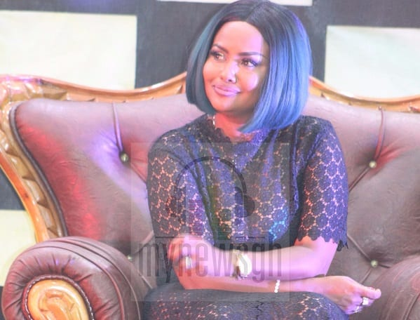 I dropped out of School in JSS 2-Nana Ama McBrown reveals