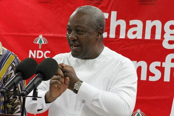 Ayisi Boateng's apology was 'cooked' at the presidency-Mahama