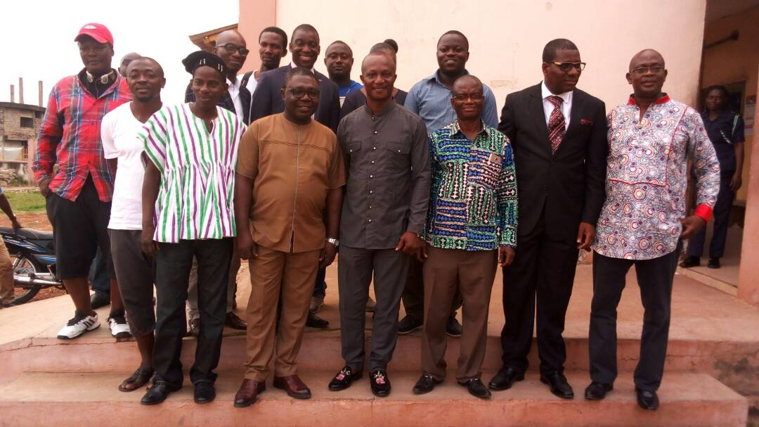 Coach Kwesi Appiah invests €14.5m Euros in solar factory at Ashaiman