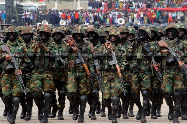 Ghana Armed Forces disowns extortionist soldier