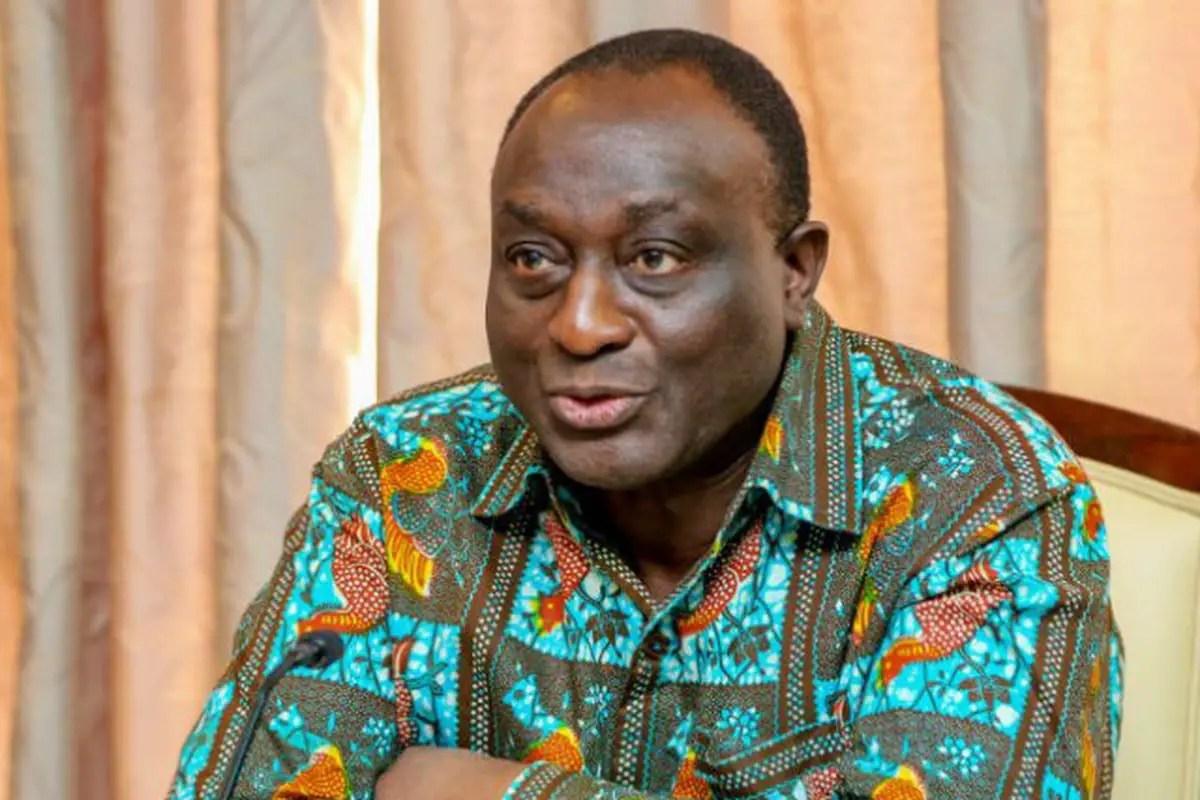 Victor Gbeho spill beans over $100K Presidential dinner