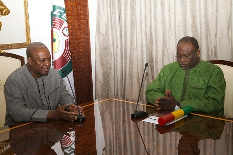 You're a colleague and a friend-Spio to Mahama on his birthday