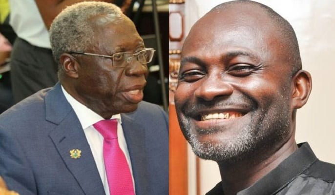 Kennedy Agyepong and Osafo  Marfo more powerful than the President -Bature