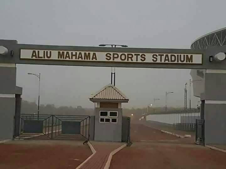 President renames Tamale Sports Stadium after Alhaji Aliu Mahama today