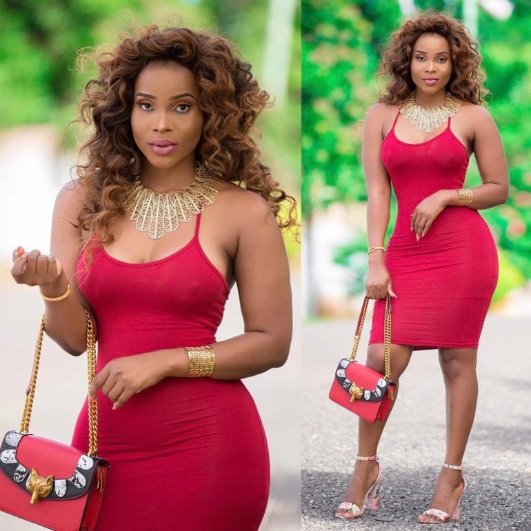 Celebrity Fashion: Benedicta Gafah steps out in style