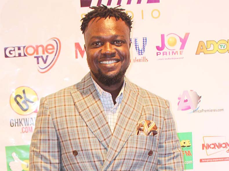 Complacency and indiscipline killing Ghana Movie Industry – Eddy Nartey