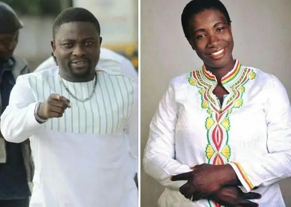Brother Sammy breaks silence on Cecilia Marfo's deliverance 'slap'