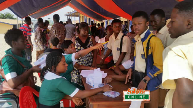 All SHS students in Ashanti Region to be vaccinated against swine flu-GHS