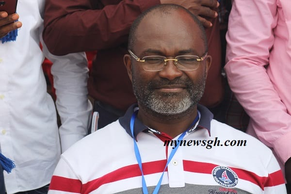 Audio: Grounds not good for NPP in Ashanti Region- Kennedy Agyapong