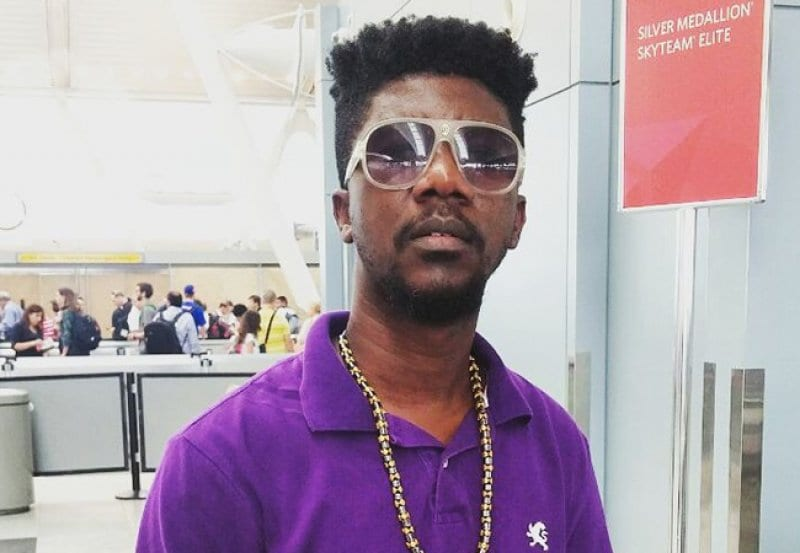 Tic Tac walks out of GhOne studio while being Interviewed