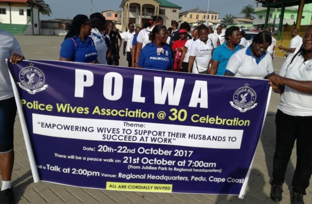 Police wives must stop gossiping at barracks-IGP's wife advises