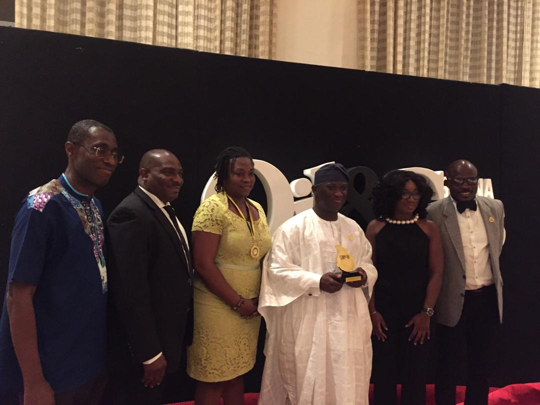 NPA receives another award for clean fuel initiative.