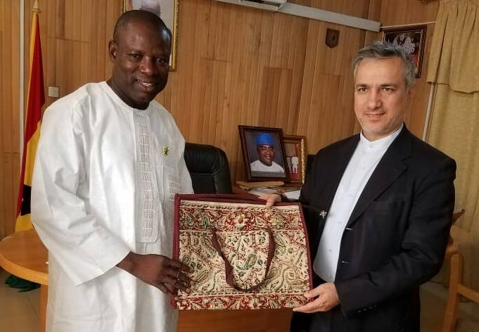 Northern Regional Minister secures Iranian scholarship for students in the Region