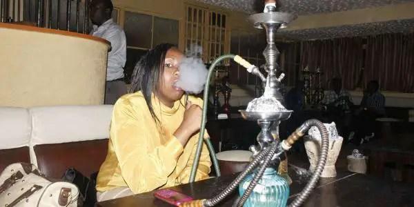 Rwanda bans shisha smoking
