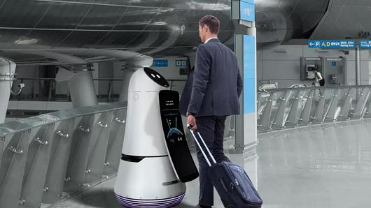 Robots to replace workers in hotels, airports and supermarkets