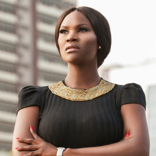 "Don't follow my social media feed and ""want to be like me"" – Anita Erskine"