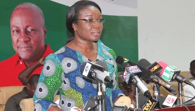 Re: JM Presidency will sack BoG governor and deputies- Joyce Bawah Mogtari