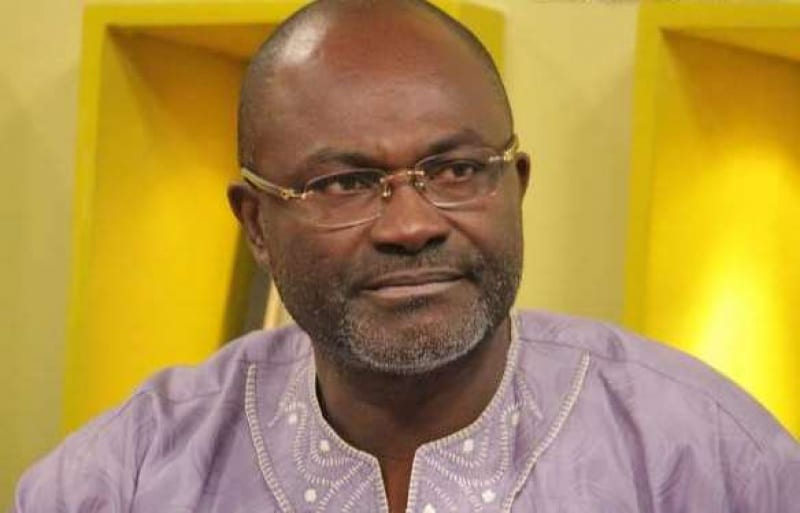 NPP is losing Central Region- Kennedy Agyapong