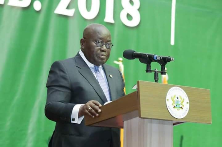 President Akufo-Addo makes history in US