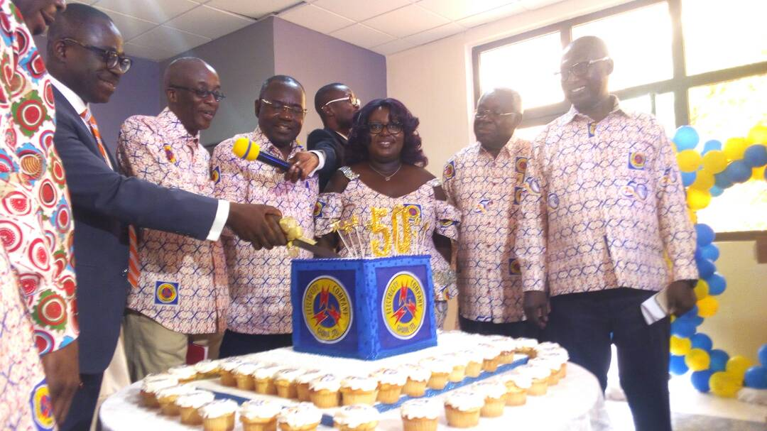 ECG Launches 50 Years Anniversary