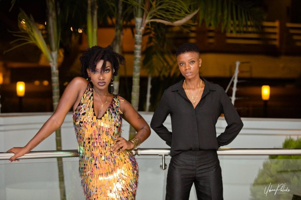 Outrage as Ebony and Franky's stark naked videos 'leak' from mortuary, again!