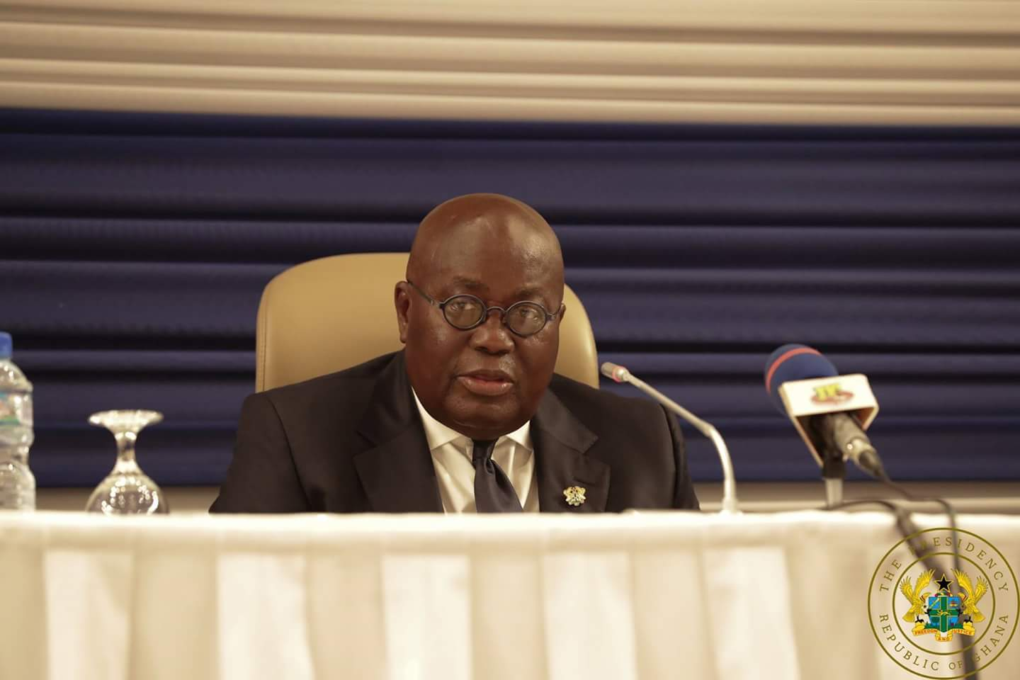I am no magician; only you can bring peace to your people- Nana Addo to Togo leaders